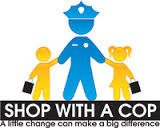 shop with a cop stick figures